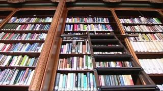 The Commons library: 200 years of history