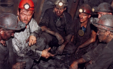 Miners were blocked underground for six hours in Luhansk region
