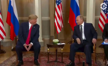 Putin and Trump talk tete-a-tete