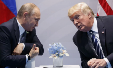 What did Putin and Trump agree on in Helsinki?