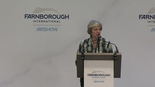 Brexit cloud hanging over Farnborough Airshow