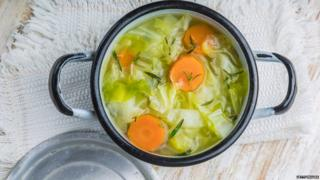 The real cabbage soup diet: What Britons ate down the ages