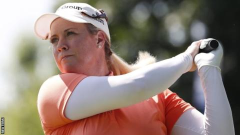 Brittany Lincicome set to make PGA Tour history at Barbosal Championship