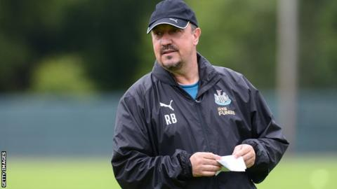 Rafael Benitez: Spain wanted Newcastle boss at World Cup