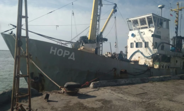 Nord vessel crew may go back to Crimea on Ukrainian passports, - prosecutor