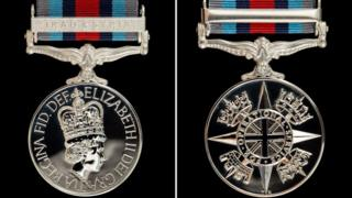 New operational service medal recognises fight against IS