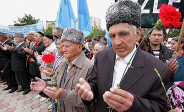 Russia aims to move Crimean Tatars from peninsula, substitute them with Boers, - Mejlis