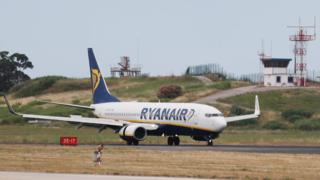 Ryanair flight cancellations to hit UK and Ireland routes