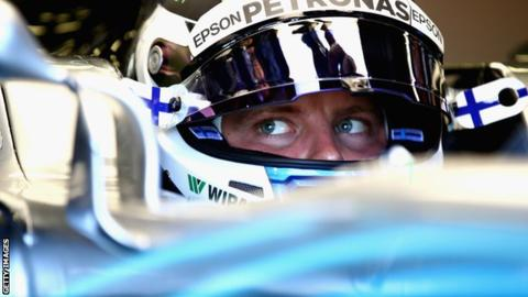 Valtteri Bottas: Mercedes driver signs one-year contract extension