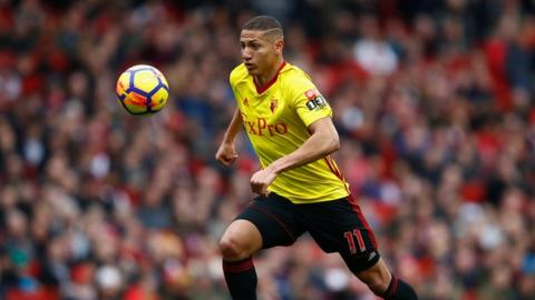 Richarlison: Everton close to agreeing deal worth up to?50m for Watford forward