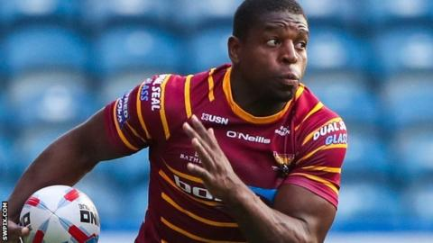 Super League: Castleford Tigers 18-32 Huddersfield Giants