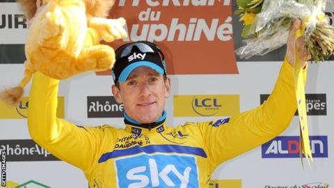 Bradley Wiggins says he has discovered