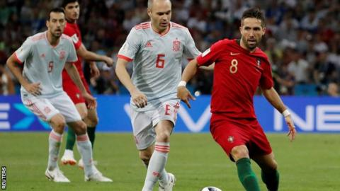 Joao Moutinho: Wolves to sign Portugal midfielder from Monaco