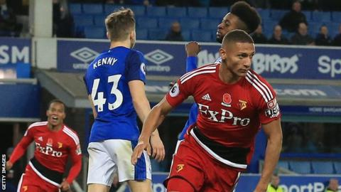 Richarlison: Everton medical for Watford forward before?50m move