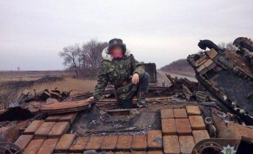 DNR infantry battalion member detained in Donetsk region