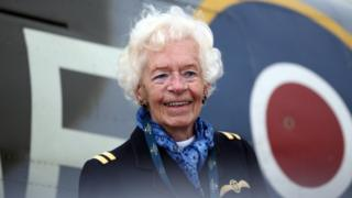 Obituary: Mary Ellis the air pioneer