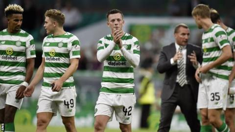 Celtic 3-1 Rosenborg: Brendan Rodgers says side could have scored 'five or six'