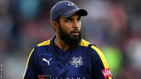 England v India: Adil Rashid selection does not devalue county cricket - Ed Smith