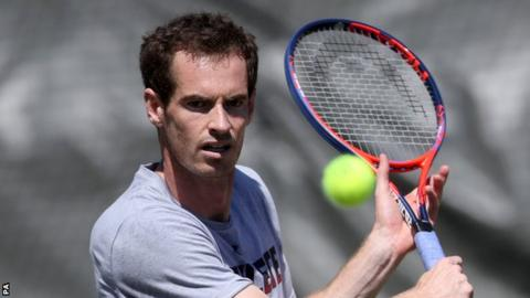 Andy Murray to play Mackenzie McDonald in Washington Open