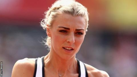 Alexandra Bell feels 'let down' after not being selected by British Athletics