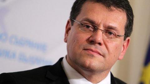 Ukraine-EU-Russia talks to take place July 17, - Sefcovic