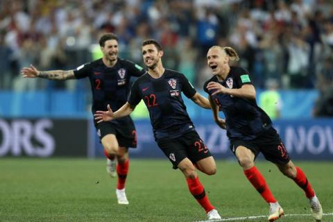 Dynamo Kyiv player reaches World Cup final first time ever