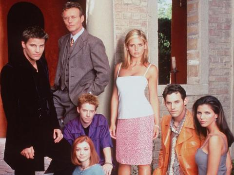 Buffy to get reboot with new lead actress