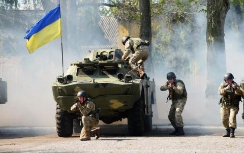 Day in Donbas: Four attacks of pro-Russian militants during the day
