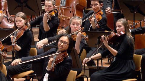 German Youth Orchestra to perform free concert in downtown of Kyiv