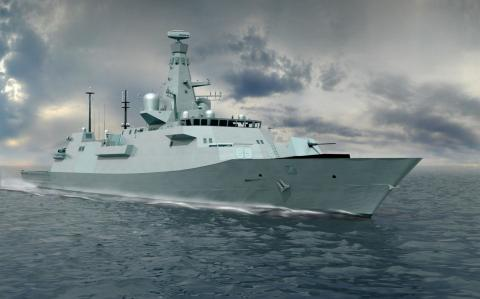 Navy's cut-price frigate contract runs aground because of 'lack of competition'