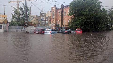 Water pumps are sent to flooded streets of Kyiv, - MP