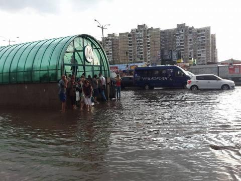 Kyiv Metro: none of stations flooded