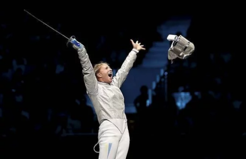 Fencing: Ukrainian Kharlan wins World Cup