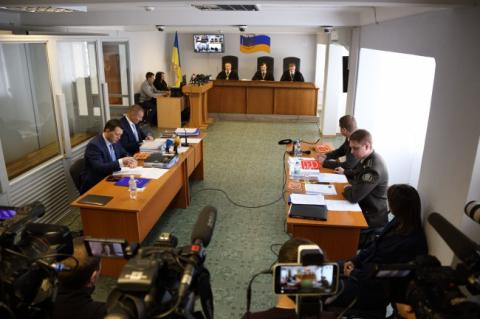 Yanukovych's state treason case: debates postponed to Tuesday