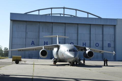 Azerbaijan interested in buying ten Antonov An-178 from Ukraine