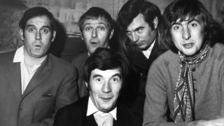Monty Python sketches found in Michael Palin's archives