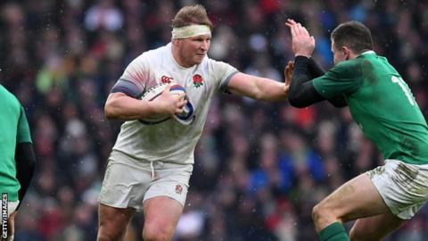 Dylan Hartley to return to England setup after concussion