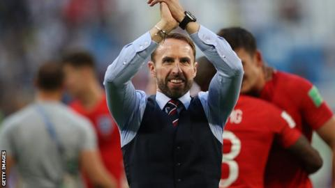Gareth Southgate: FA keen to extend England manager's contract