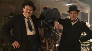Stan & Ollie: Steve Coogan and John C Reilly star as Laurel and Hardy