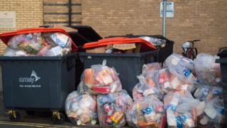 Plastic food pots and trays are often unrecyclable, say councils
