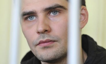 Released political prisoner Kostenko arrives at Ukrainian Embassy in Moscow