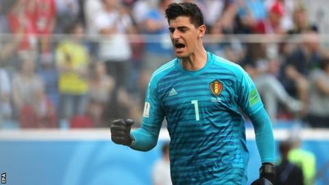 Thibaut Courtois: Chelsea goalkeeper misses training amid Real Madrid speculation