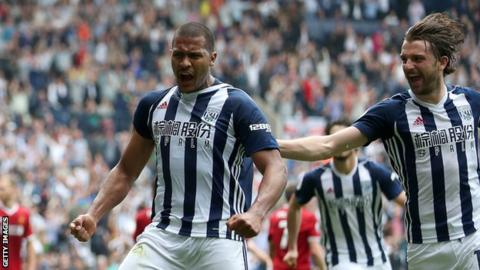 Salomon Rondon joins Newcastle as Dwight Gayle heads to West Brom in loan swap