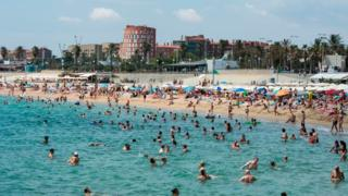 Holidaymakers hit as pound falls