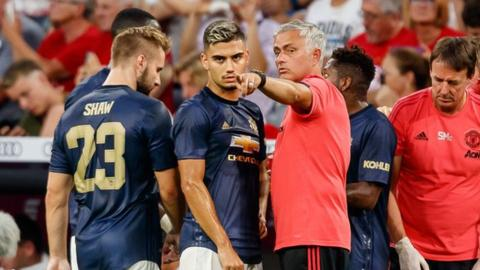 "Manchester United: Jose Mourinho ""not confident"" of deadline day signing"