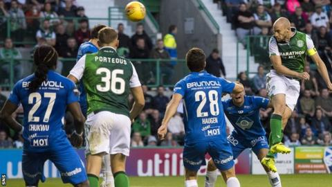 Hibernian 0-0 Molde: Europa League stalemate for Neil Lennon