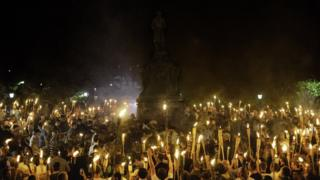 Charlottesville: 'They were literally coming to kill us'