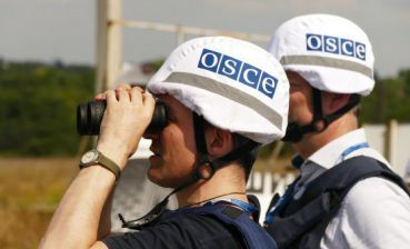Militant targeted OSCE SMM observers from gun in Luhansk region