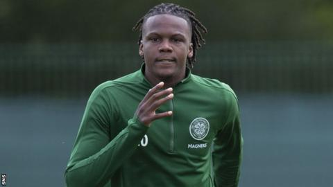 Dedryck Boyata: Celtic defender says he is injured, not refusing to play