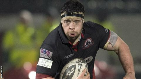 Alasdair Dickinson: Edinburgh & Scotland prop retires and takes coach role